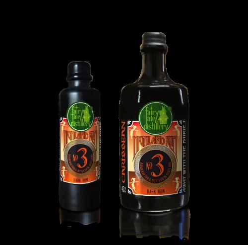 Dark Rum No 3